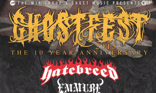 Here's Why You Should Go To Ghostfest This Weekend
