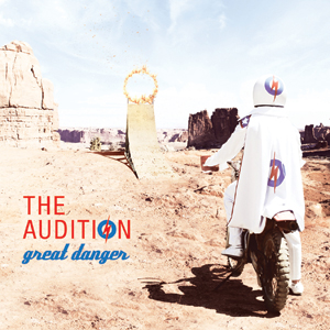 The Audition - Great Danger Cover