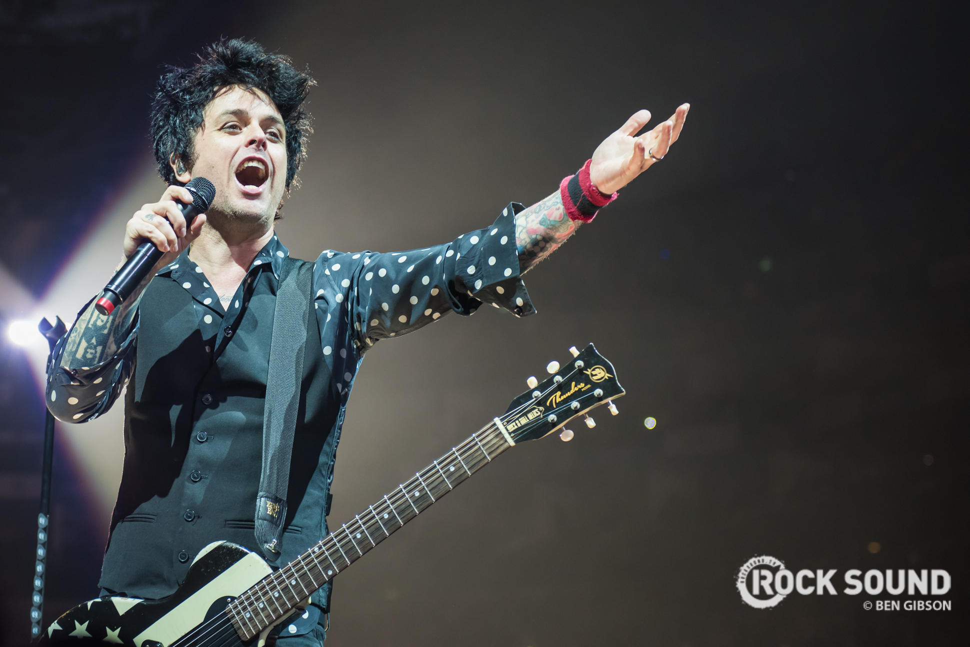 Billie Joe Armstrong Has Revealed His Personal Favourite Green Day Song News Rock Sound Magazine