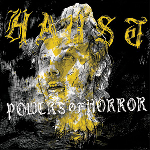 Haust - Powers Of Horror Cover