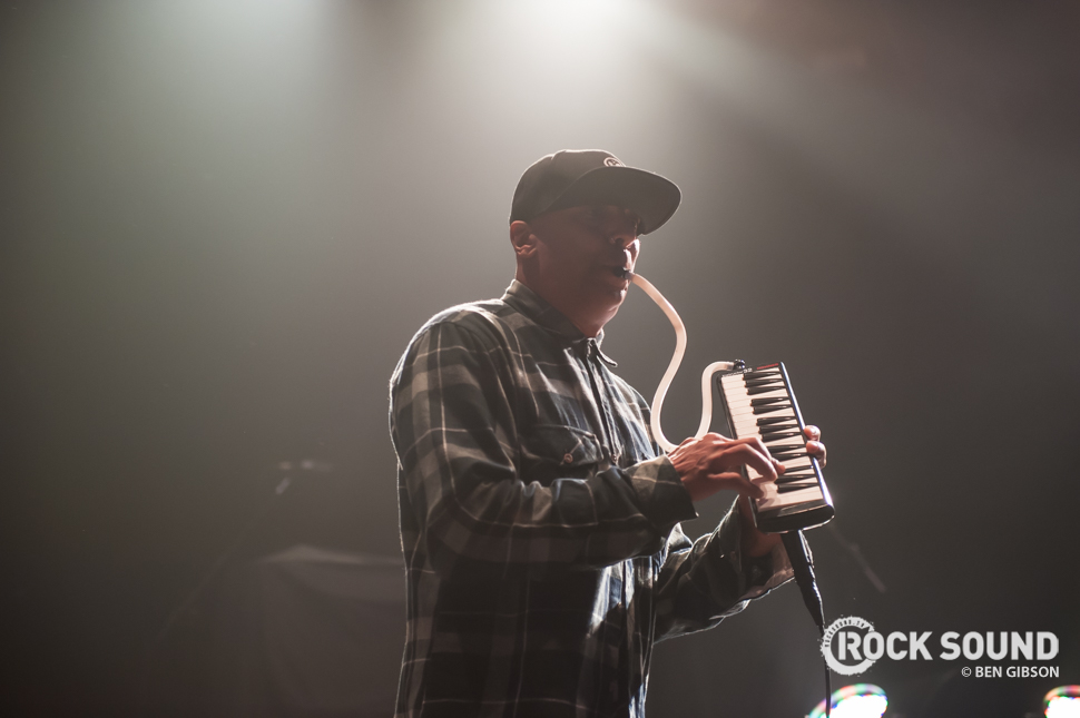 (hed) PE, London Brixton Academy, November 14 // Photo credit: Ben Gibson