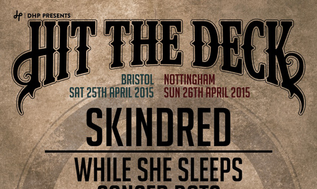 The Times Are Out For Hit The Deck Festival