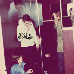 Arctic Monkeys - 'Humbug' Cover
