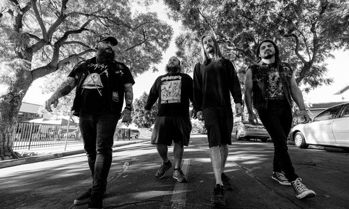 INCITE Have Released A Furious New Track 'Deadbeat'