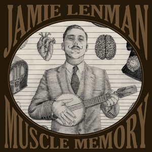 Jamie Lenman -  Muscle Memory Cover