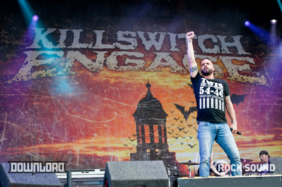 Killswitch Engage Have Finished Their New Album - News - Rock Sound