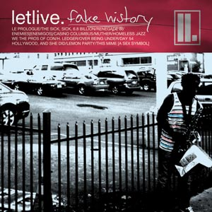 letlive. - Fake History Cover
