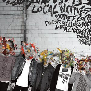 Local Natives - Gorilla Manor Cover