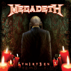 Megadeth - Th1rt3en Cover