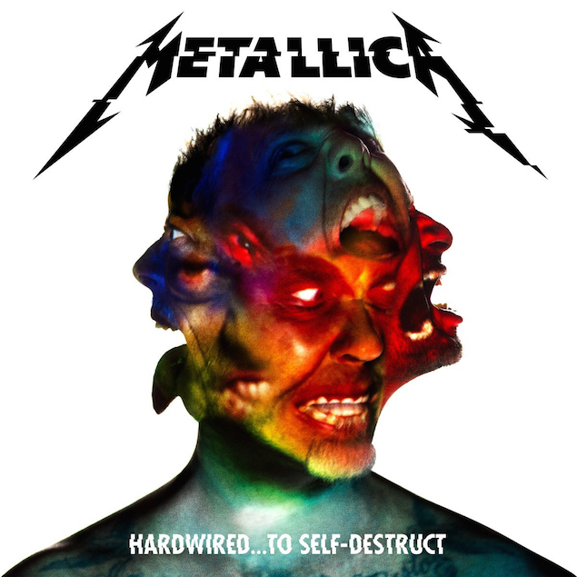 Metallica - 'Hardwired…To Self-Destruct' Cover