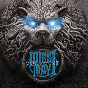 Miss May I - Monument Cover