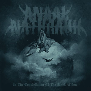 Anaal Nathrakh - 'In The Constellation Of The Black Widow' Cover