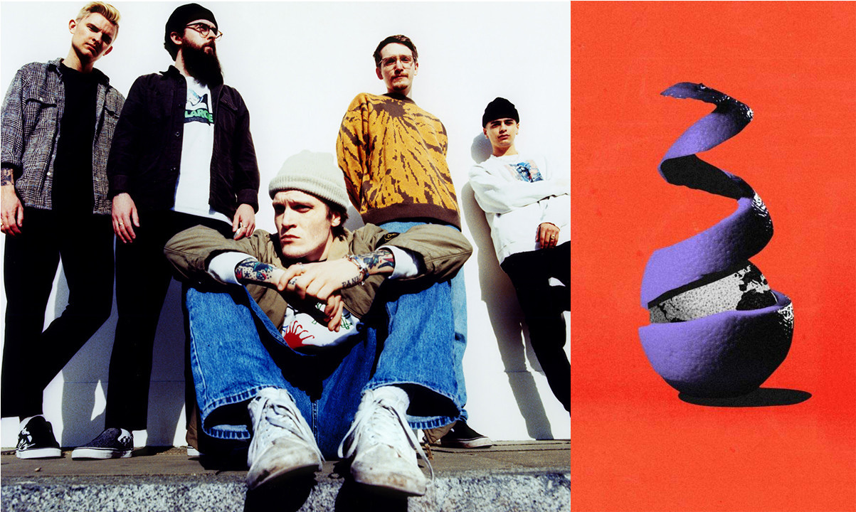 Neck Deep's 'All Distortions Are Intentional' Has Debuted At No.04 In The UK Albums Chart