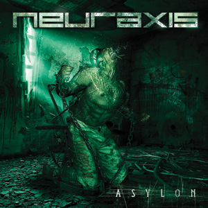 Neuraxis - Asylon Cover