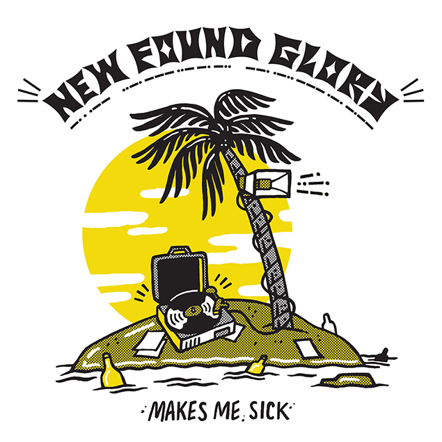 New Found Glory - 'Makes Me Sick' Cover