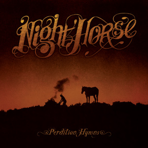 Night Horse - Perdition Hymns Cover