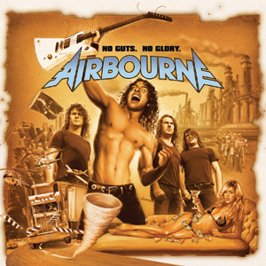 Airbourne - No Guts No Glory Cover