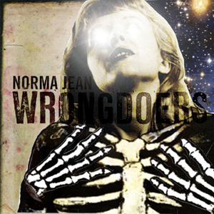 Norma Jean - Wrongdoers Cover