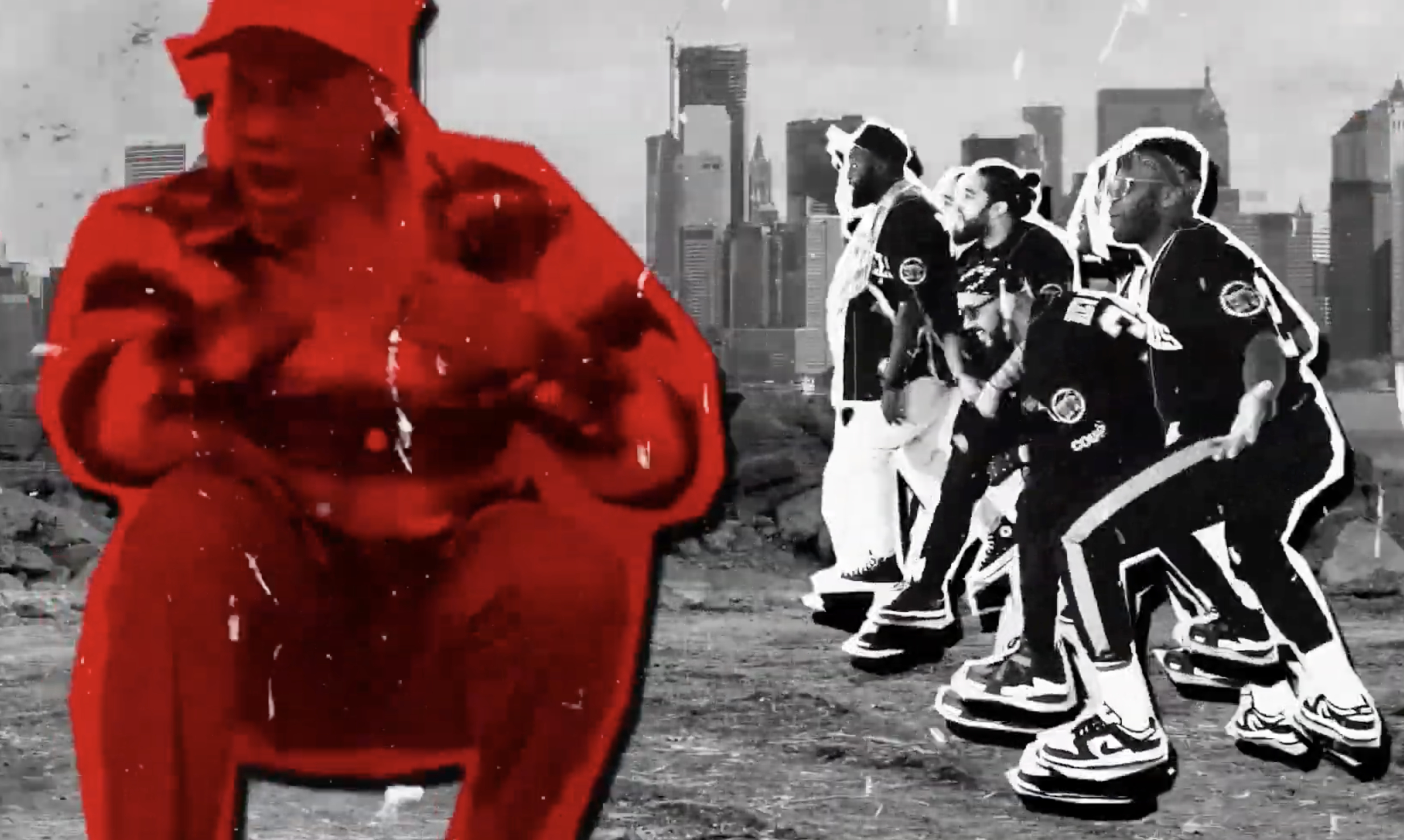 WATCH: Oxymorrons' Energetic Video For 'Definition' Featuring Jason Aalon Butler