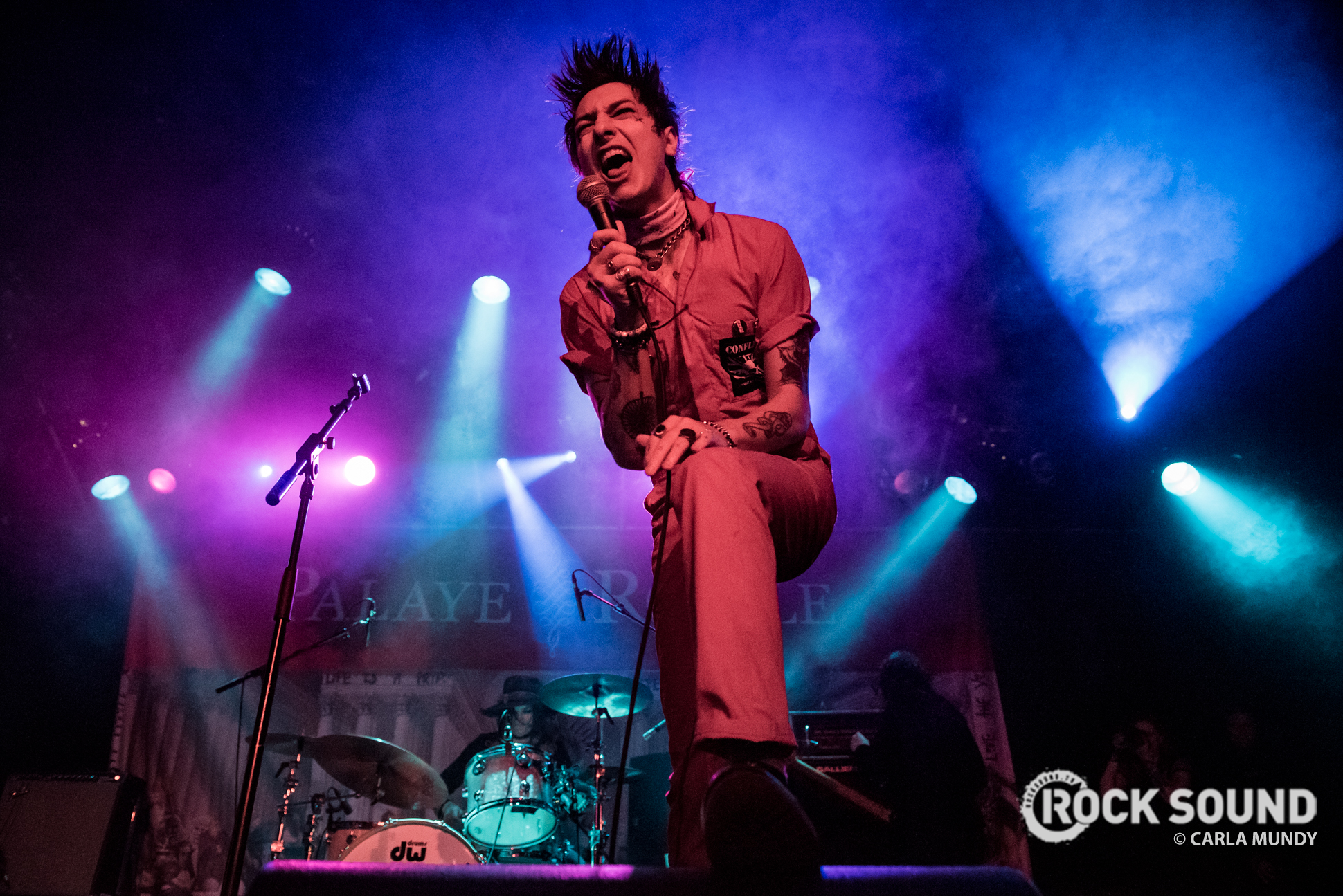 Palaye Royale Have Revealed The Album Artwork For Boom