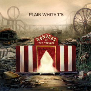 Plain White T's - Wonders Of The Younger Cover