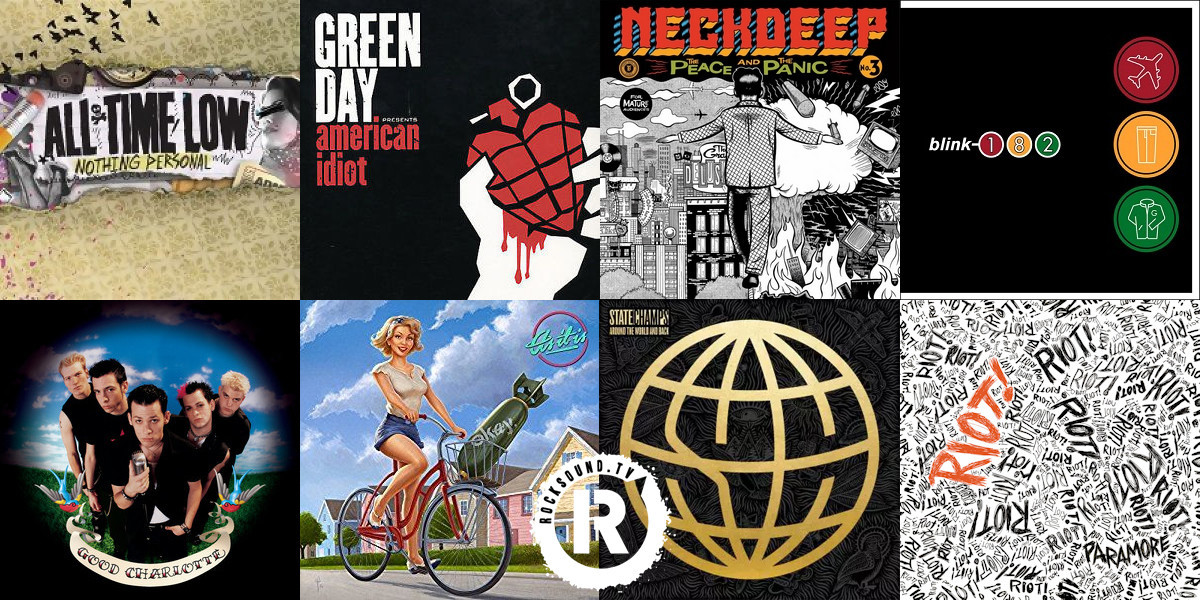 Best Punk Albums 2021 The Best 100 Pop Punk Albums: 20 1   Features   Rock Sound Magazine