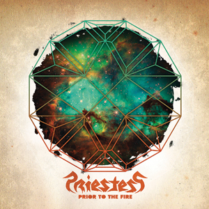 Priestess - Prior To The Fire Cover