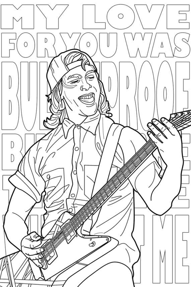 This Pop-Punk Colouring Book Is Just The Greatest - News - Rock ...