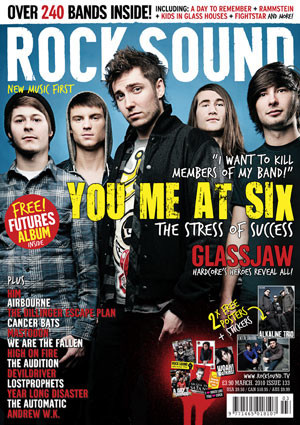 Rocksound - Issue 133 - March 10