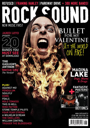 Rocksound - Issue 136 - June 10