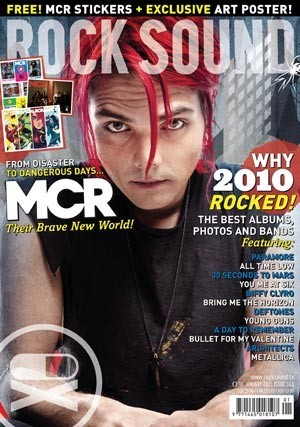 Rocksound - Issue 143 - January 11