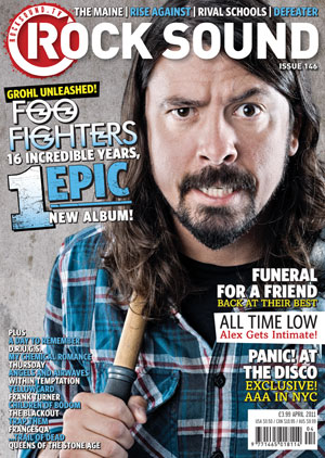 Rocksound - Issue 146 - April 11