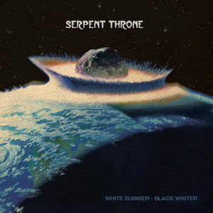 Serpent Throne - White Summer, Black Winter Cover