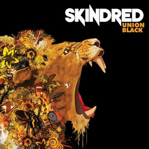 Skindred - Union Black Cover