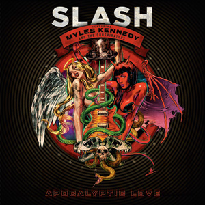 Slash - Apocalyptic Love Cover
