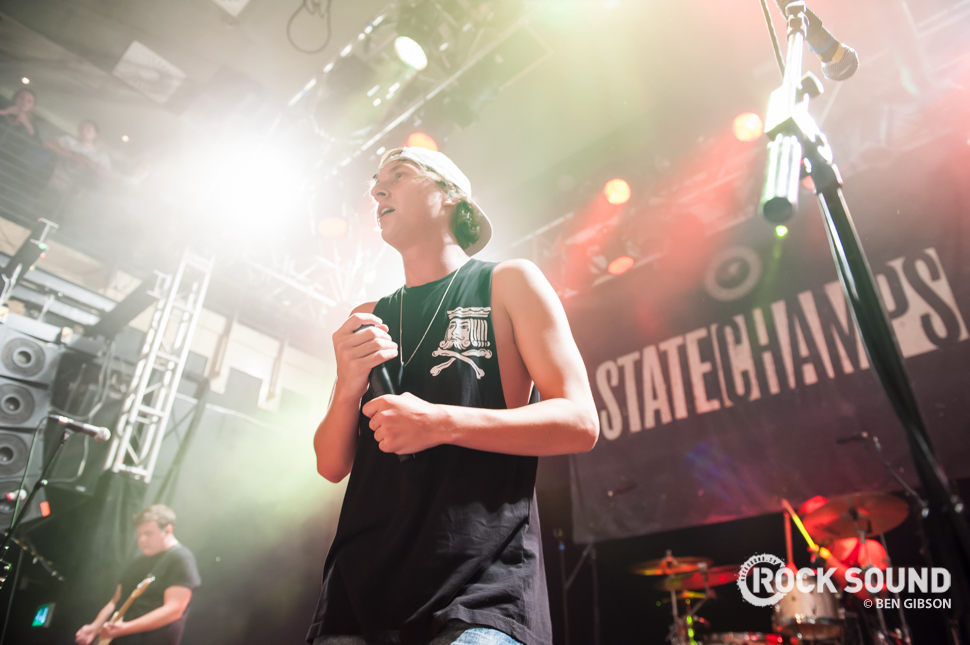 State Champs, London Islington Academy, September 25 // Photo credit: Ben Gibson