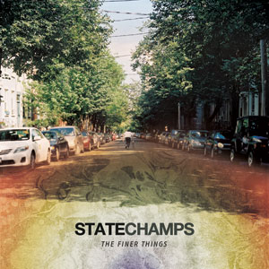 State Champs - The Finer Things Cover