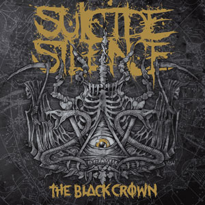Suicide Silence - The Black Crown Cover