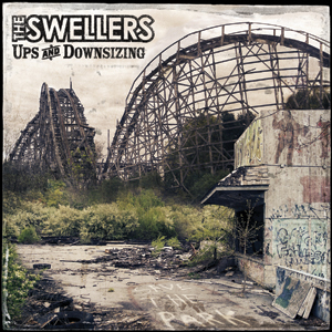 The Swellers - Ups And Downsizing Cover