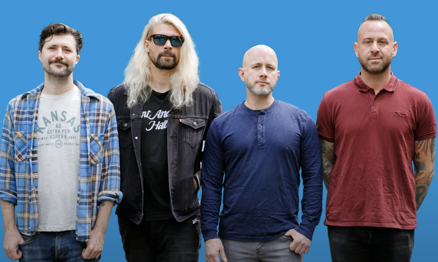 Taking Back Sunday Have Covered Weezer's Classic Track 'My Name Is Jonas'