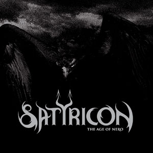 Satyricon - The Age Of Nero Cover