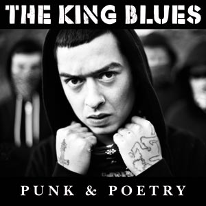 The King Blues - Punk & Poetry Cover