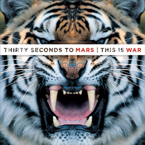 30 Seconds To Mars - This Is War Cover