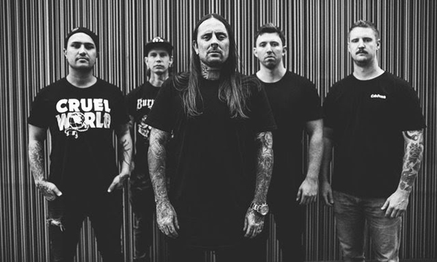 Watch Thy Art Is Murder's New Live Video For 'Reign Of Darkness'