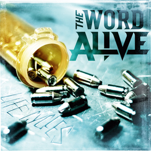 The Word Alive - Life Cycles Cover