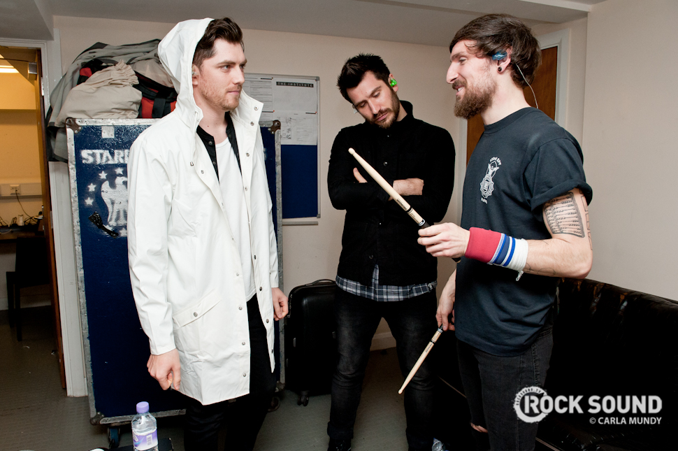 Twin Atlantic // Birmingham Institute, November 01, 2014