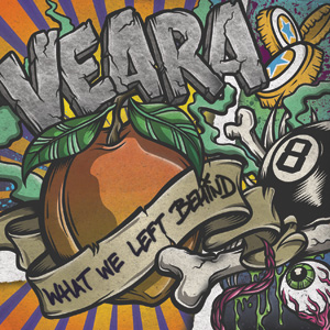 Veara - What We Left Behind Cover
