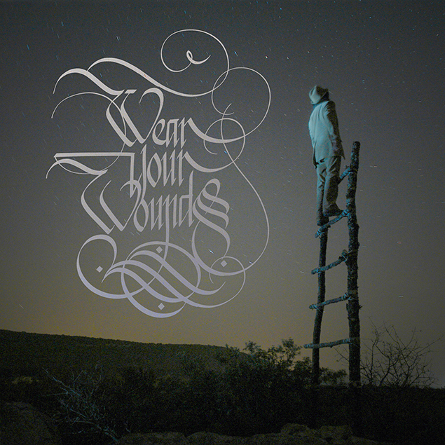 Wear Your Wounds - 'WYW' Cover
