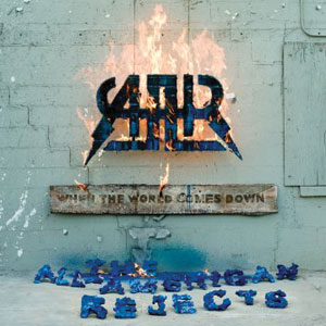 The All American Rejects - When The World Comes Down Cover