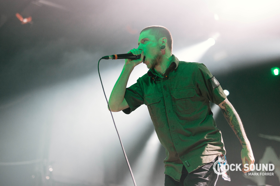 Whitechapel, Impericon Festival Manchester, May 04 // Photo credit: Mark Forrer